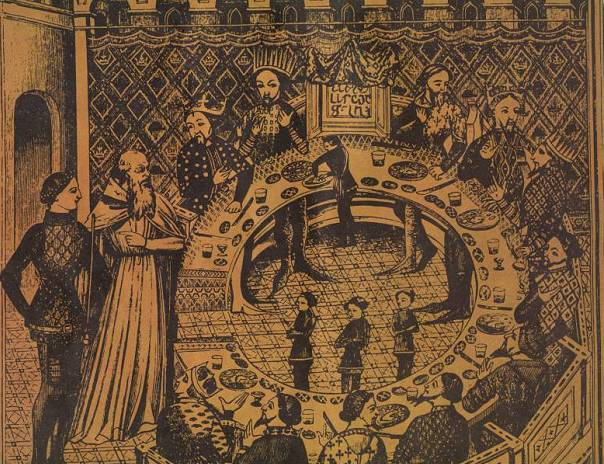 La l gende arthurienne - Le cycle arthurien et les chevaliers de la table ronde ...